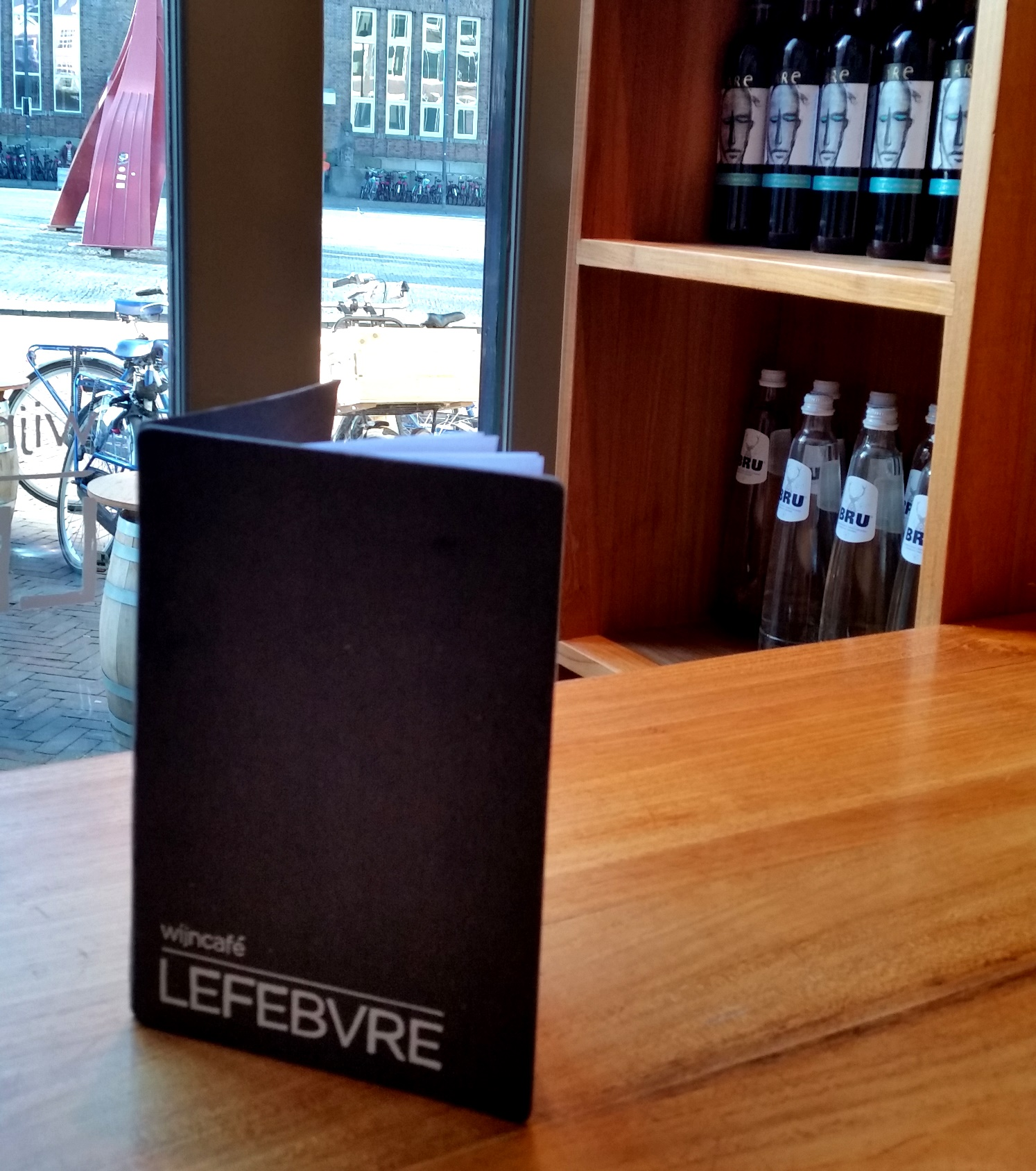 Wijncafé Lefebvre