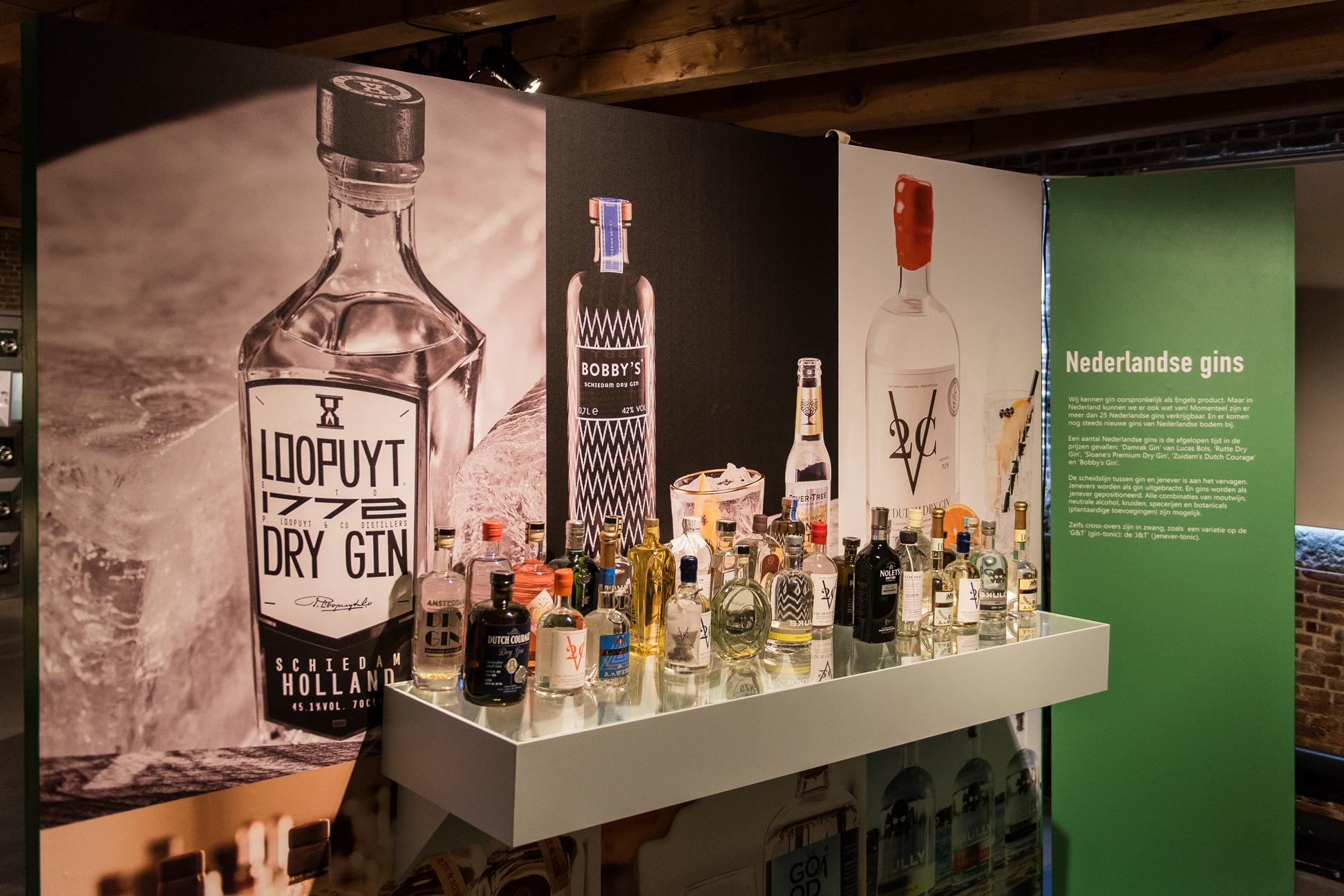 Gin Tours Schiedam