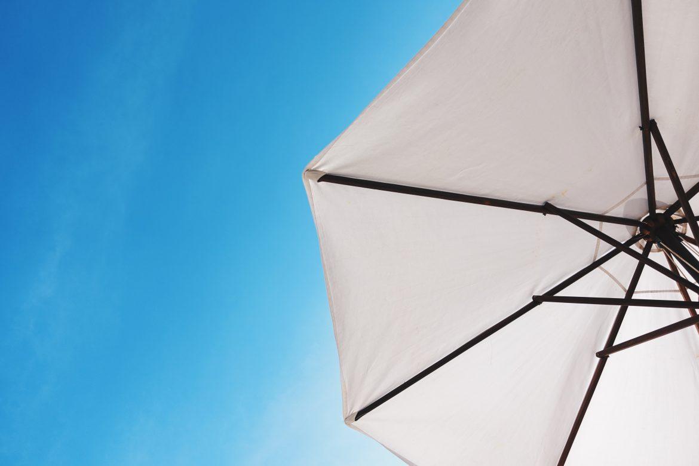 mooie parasol